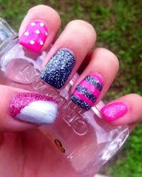 15 best images about nails on pinterest sparkle nail heart