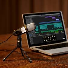 what tech do you need to make a good podcast at home