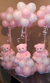 teddy centerpieces for baby shower pin by perez on babyshower ideas flowers