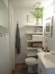 Bathroom Sink Toilet Cabinets Remodelaholic 25 Clever Storage Ideas