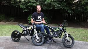 motocross electric bike why electric bikes by kuberg help motocross or dirt bike families