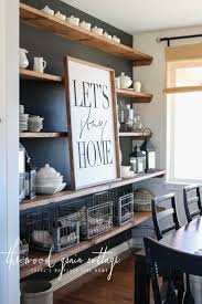 dining room shelves 629 best cottage farm house dining room images on pinterest