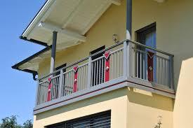 balkon alu pflegeleicht dank beschichtung langanhaltende freude am alu balkon