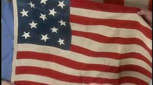 Picture Of The Us Flag Video The History Of The American Flag Martha Stewart