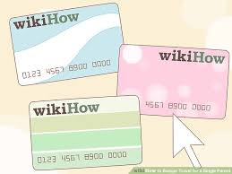 3 Ways to Bud Travel for a Single Parent wikiHow