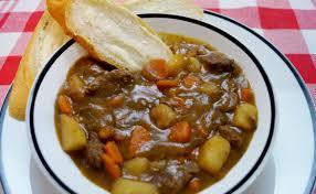 beef stew u2013 old fashioned beef stew dishin u0027 with di cooking