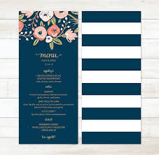 gold wedding programs 8 best menus wedding programs images on wedding