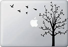 amazon black friday mac book air amazon com tree macbook decal mac apple skin sticker computers