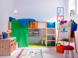 Ikea Kids Rooms by Home Design Kids Bed Ikea Creative And Fun Room A Colourful