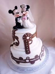 mickey and minnie wedding second generation cake design mickey minnie wedding cake