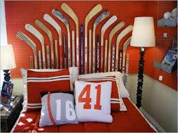 bedroom hockey bedroom ideas decor modern on cool beautiful on