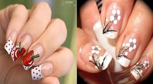 5 special nail designs for beginners best nail art ideas for