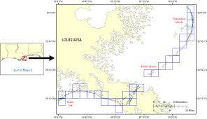 utm zone map atm coastal topography louisiana 2001 utm zone 16 part 2 of 2