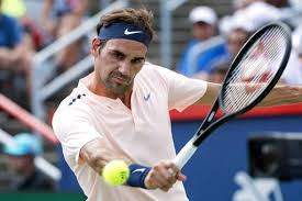 Match Ticket Racket Roger Federer Punches Ticket To Montreal Semis After Win Over