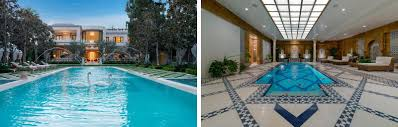 Old Hollywood Homes Then And Now A Mansion A Shell Company And Resentment In Bel Air The New