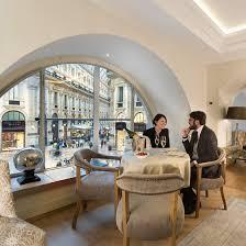 Luxury Restaurant Design - five star luxury hotel in milan u2013 townhouse galleria