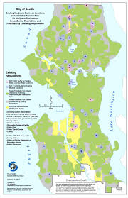 Medical Marijuana Legal States Map by Ready For Medical Marijuana Changes Seattle Makes More Room For