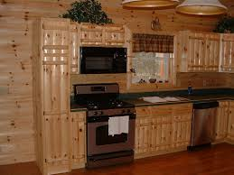 Knotty Pine Kitchen Cabinet Doors by Timber Country Cabinetry Log Style Doors