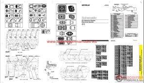 cat c9 industrial engine electrical system schematic auto repair