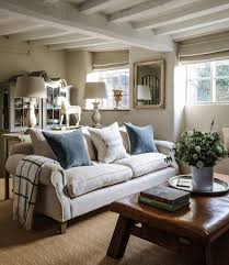 cottage living room ideas homes antiques jason ingram soft corners chalky shades on the