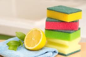 nettoyer la cuisine comment nettoyer ma cuisine naturellement avec du citron