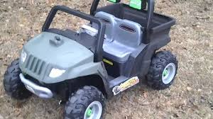power wheels jeep hurricane green power wheels battery modification life hack pinterest power