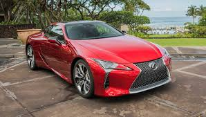 lexus lf lc sports coupe all new lexus lc performance coupe opens new chapter in brand