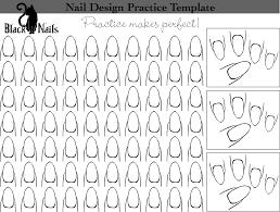 almond shaped template beauty nail art pinterest almond