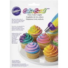amazon com wilton colorswirl 3 color coupler 411 1992 kitchen