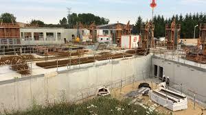 siege cpam construction du futur siège de la cpam 56