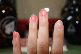 repair your nails after gels with zoya manicure and kiss