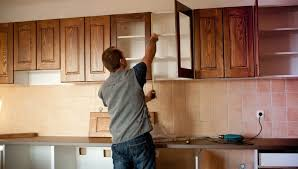 putting up kitchen cabinets 3 kitchen cabinet redos that won t break the bank 0605172 the