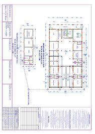 Police Station Floor Plan Model Police Station Design