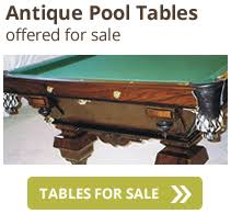 pool tables for sale in maryland classic billiards antique pool tables antique pool table parts