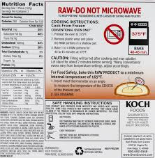 koch foods oven cravers pepper jack swiss cheese u0026 bacon stuffed