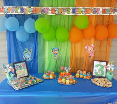 team umizoomi birthday party ideas decorate walls decorating