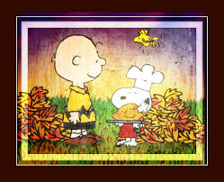 thanksgiving memories of peppermint patty and my s hair