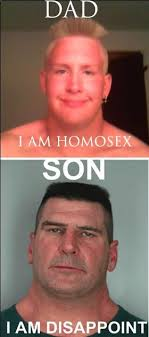 Disappoint Meme - meme classics dad i am homosex son i am disappoint