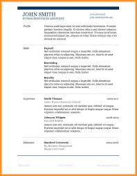 Resume Template For Microsoft Word 2007 10 Resume Template Microsoft Word 2007 Bird Drawing Easy