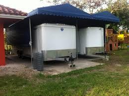 Motorhome Awning For Sale Carports Rv Storage Covers Sale Carport Awning Kits Motorhome