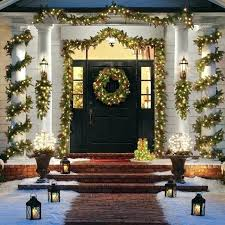 cordless lighted wreaths battery operated