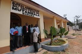 bureau du chef bureau du chef de secteur de mutambala baraka fizi sud kivu rd congo