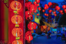 lunar new year lanterns lantern festival pictures images and stock photos istock
