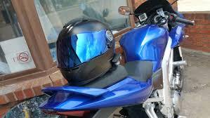 kbc motocross helmets lets see your helmets motorcycles