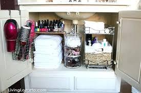 Organizing Ideas For Bathrooms Bathroom Vanity Organizers Dynamicpeople Club