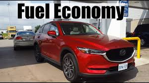 Ford Escape Fuel Economy - 2018 mazda cx 5 fuel economy review fill up costs youtube