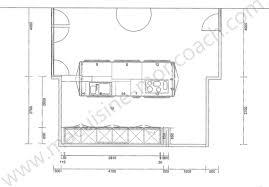 largeur plan de travail cuisine profondeur standard plan de travail cuisine meilleur design charmant