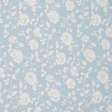 meadow curtain fabric powder blue cheap printed curtain fabrics