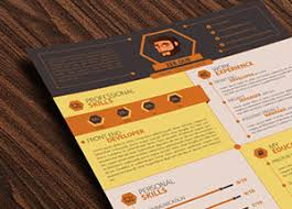 10 newest free u0026 premium resume templates for graphic u0026 web designers