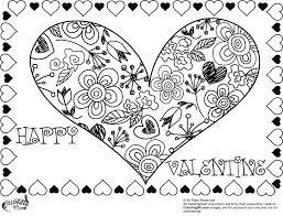 13 images valentine doodle art coloring pages valentine u0027s